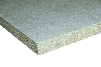 Cementgebonden plaat buiten prijs